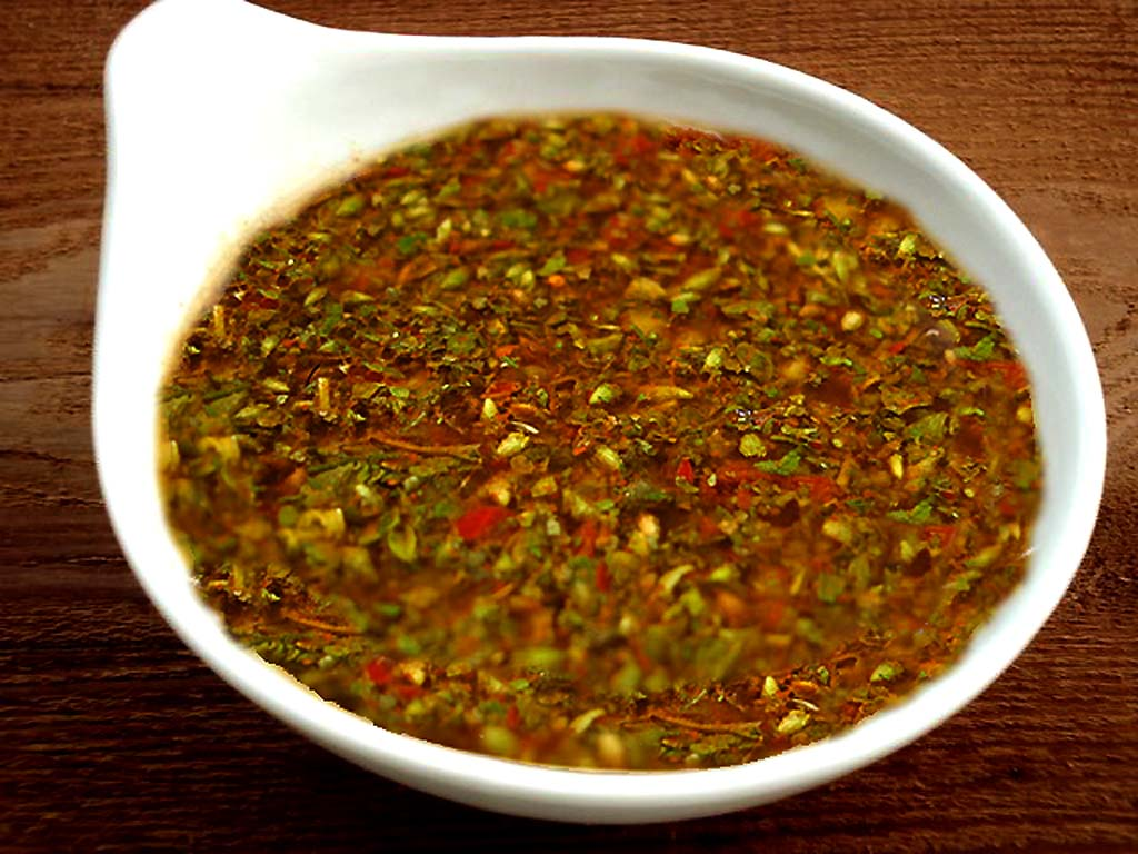 salsa chimichurri - group picture, image by tag - keywordpictures.com