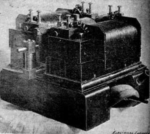 Oscilador mecanico