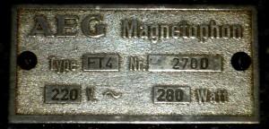 AEG FT4 02