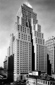 New Yorker Hotel 1930