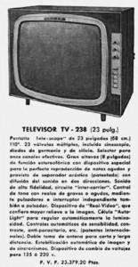 1962 TV 238
