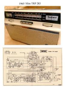 1965 Slim TRP 283