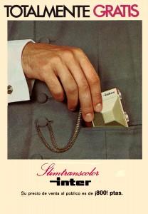 1967 Slim anuncio 01