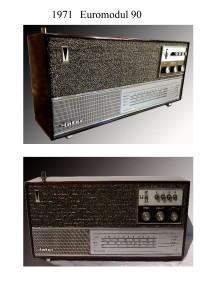 1971Euromodul 90 A