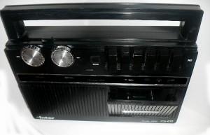 1973 Cassette radio RCP 435 01