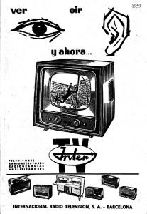 Anuncio 1959