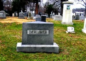 Emile Berliner tumba
